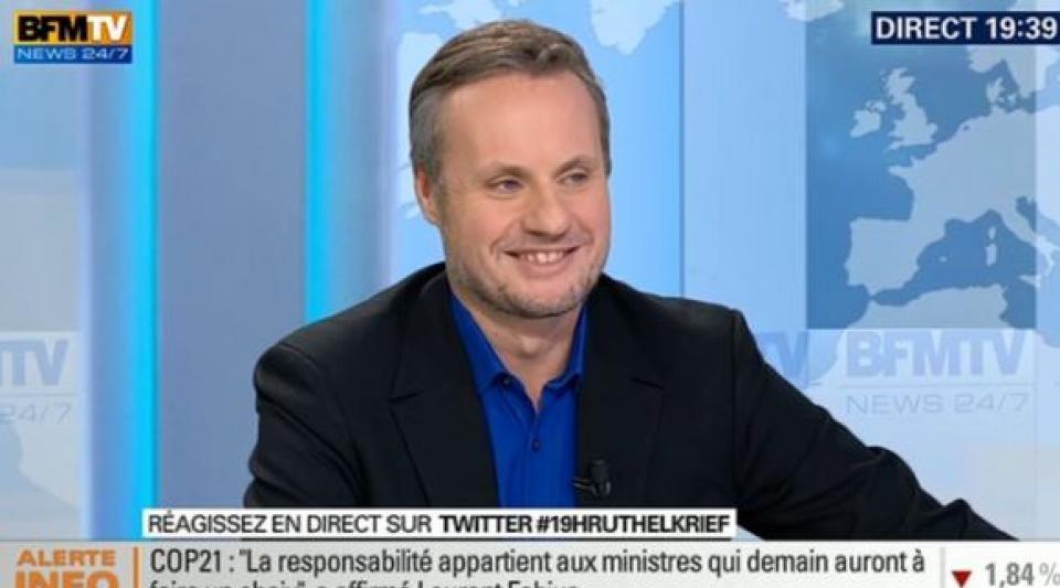 Événements marquants de 2015 : Jean-Sébastien Ferjou en débat sur BFMTV