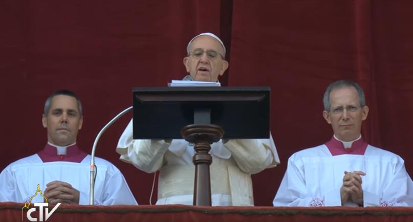 """Pour le pape, supprimer des emplois par """"manœuvre économique"""" est """"un péché grave"""""""