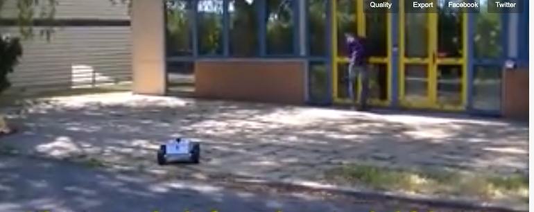 Le robot Lucos va bientôt être commercialisé