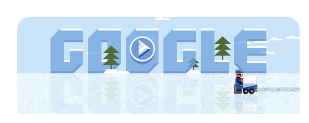 Google fête le 112e anniversaire de la naissance de l'inventeur Frank Zamboni dans son doodle du jour.