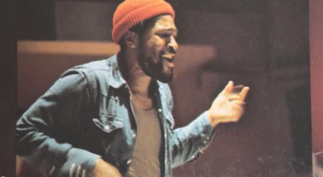 Le passeport de Marvin Gaye retrouvé dans un disque vinyle