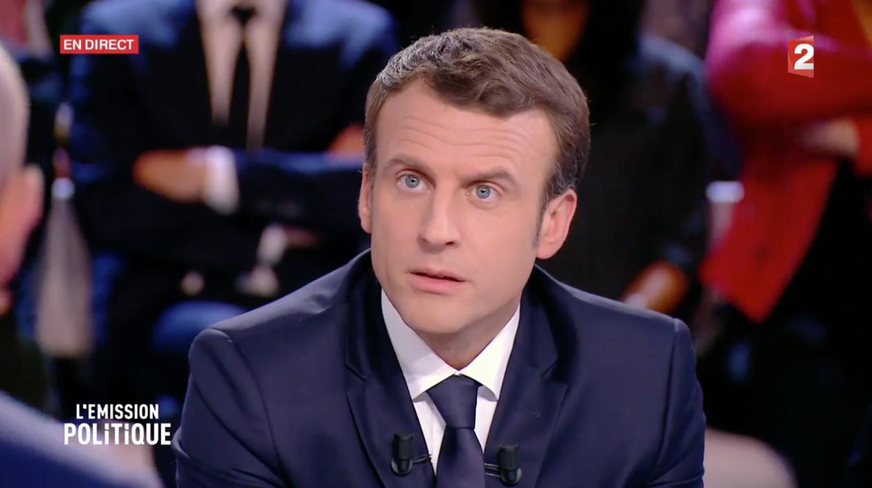 """""""L'Émission politique"""" : revivez l'intervention d'Emmanuel Macron"""
