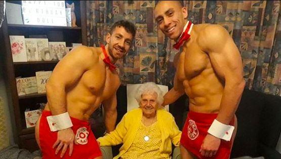 Var : un strip-tease dans une maison de retraite fait d'heureux résidents
