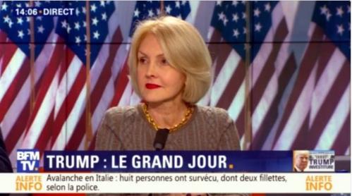 """""""Obama déteste l'Amérique"""" : une intervenante priée de quitter le plateau de BFMTV"""