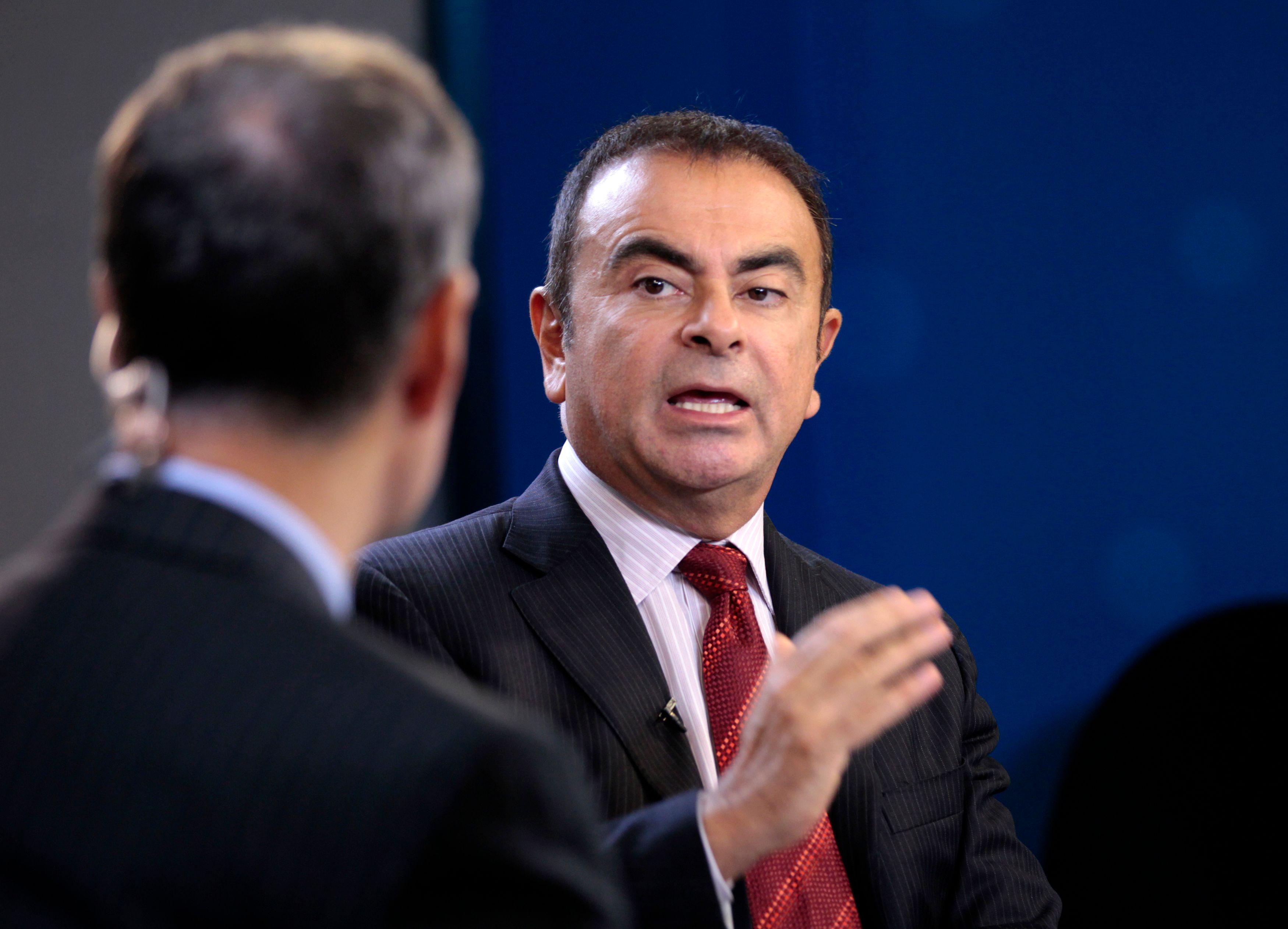 Carlos Ghosn maintient qu'il n'y aura pas de fermeture d'usine Renault en 2013