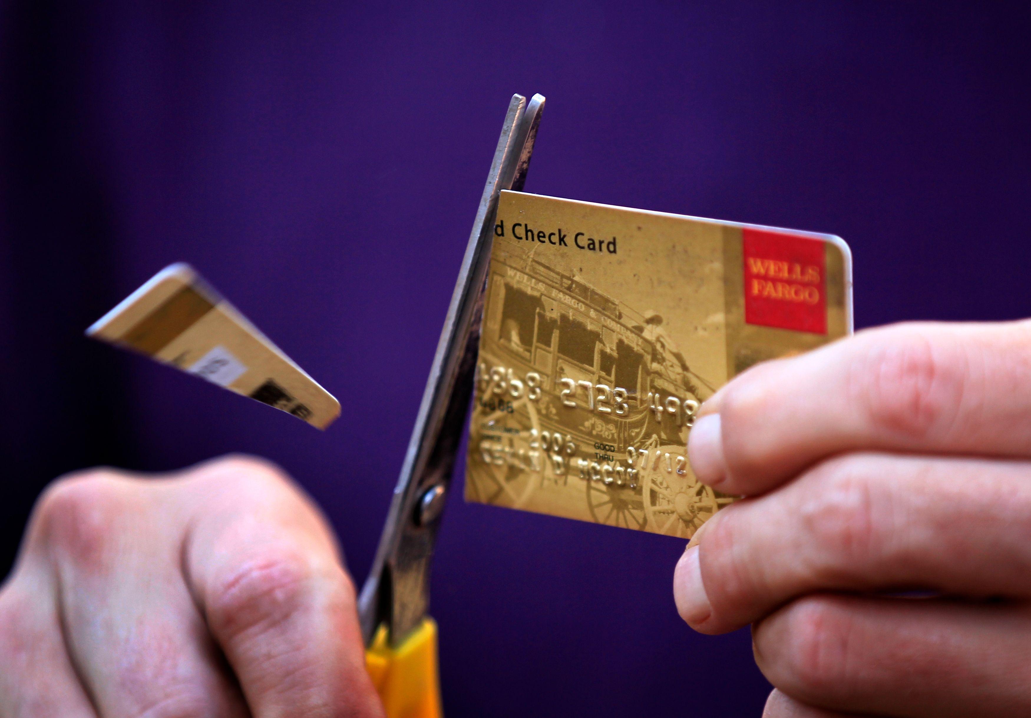 Le chiffre - 1,3% : Le crédit à la consommation recule pour la 5ème année consécutive
