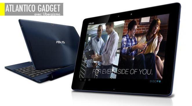 ASUS lance sa deuxième tablette comprenant le processeur quad-core NVIDIA® Tegra® 3 – l'ASUS Transformer Pad.