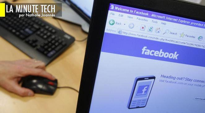 Facebook c'est mieux que la machine à café...