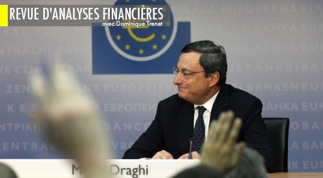 La BCE, présidée par Mario Draghi, serait-elle devenue un énorme hedge fund ?