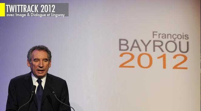 """La thématique du """"Made in France"""" profite à François Bayrou sur Twitter."""