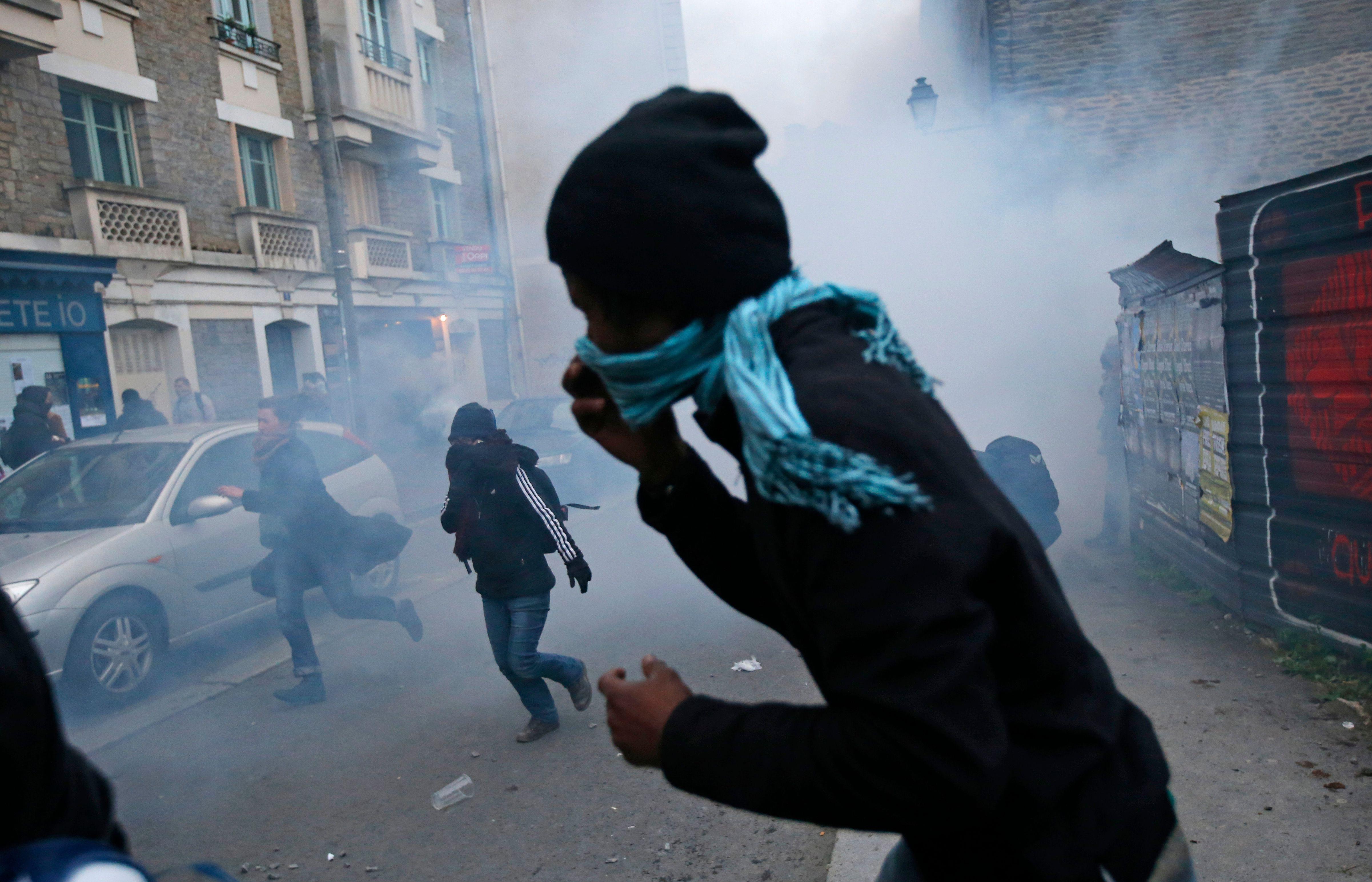 Derrière le mouvement social anti loi Travail, une stratégie pré-insurrectionnelle de l'extrême-gauche ?