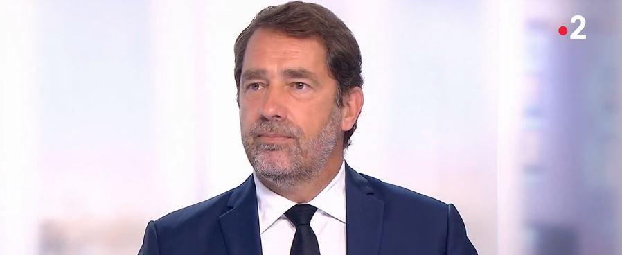"""Christophe Castaner était l'invité des """"4 Vérités"""" sur France 2, ce mercredi 16 juin."""