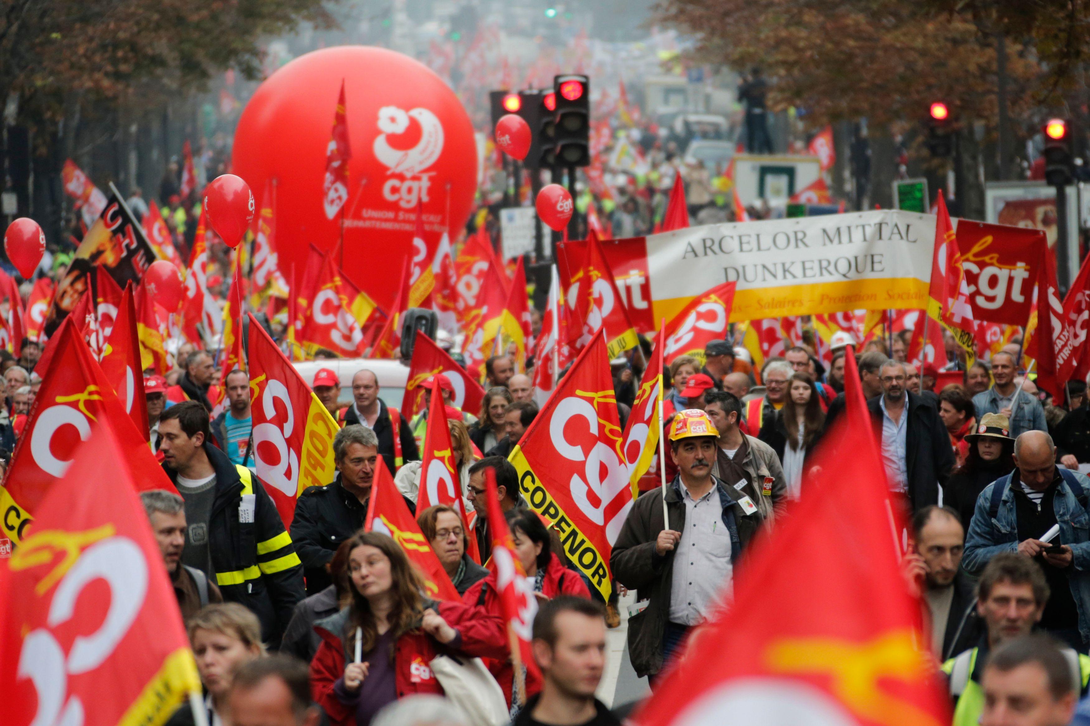 Congrès de la CGT : SOS aggiornamento idéologique
