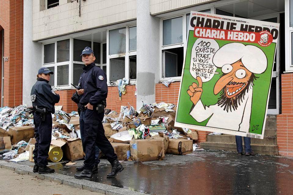 Attentat de Charlie Hebdo, 1ère étape ? Pourquoi le déclenchement d'une guerre civile en Europe relève d'un implacable projet appliqué par l'Etat islamique