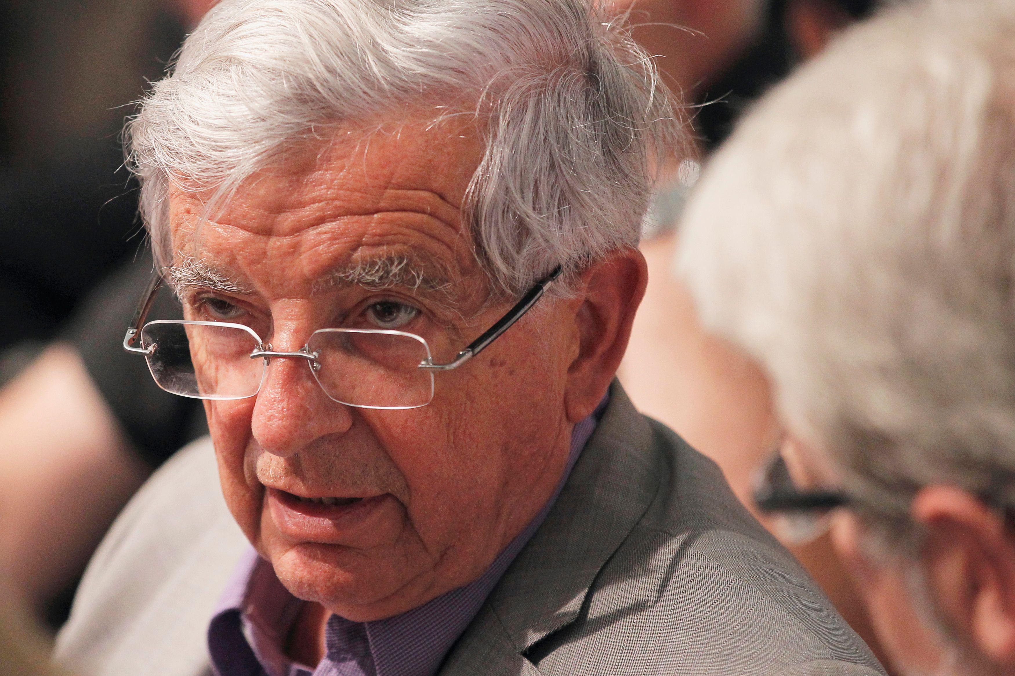Entre Mélenchon et Macron, Jean-Pierre Chevènement hésite…