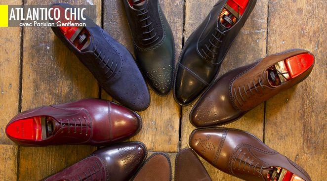 Chaussures pour hommes : les meilleures marques 2015 / 2016 (Partie 5)
