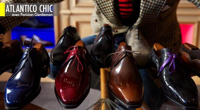 """Corthay : des souliers """"Made in France"""" parmi les plus luxueux au monde"""
