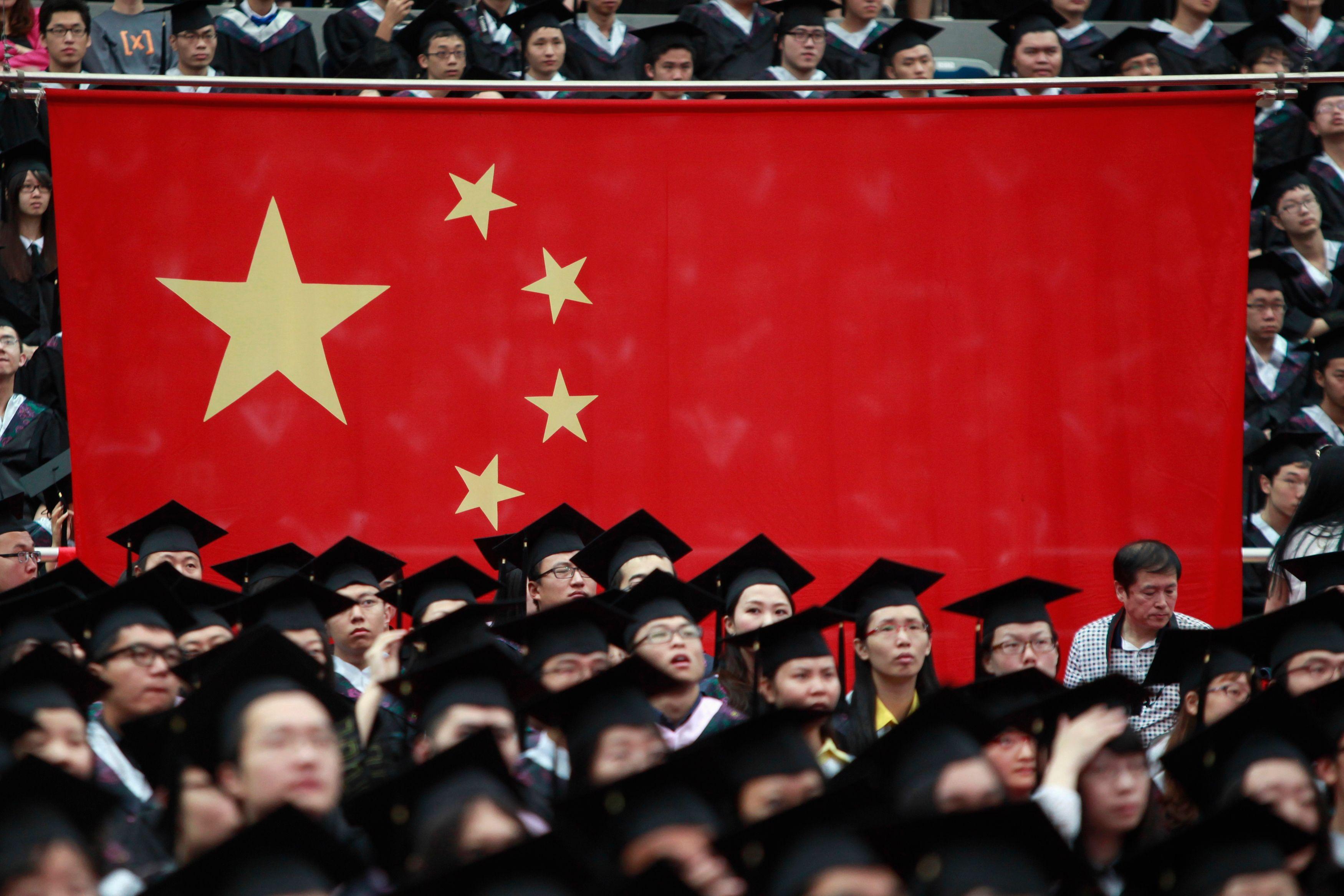Innovation chinoise : quand les nouveaux espions industriels sont de...simples stagiaires