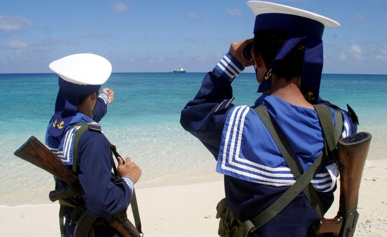 Manœuvres militaires et entreprises de dissuasion se multiplient en Mer de Chine du Sud.