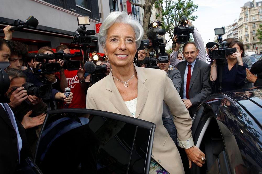 Christine Lagarde, prochaine directrice du FMI ?