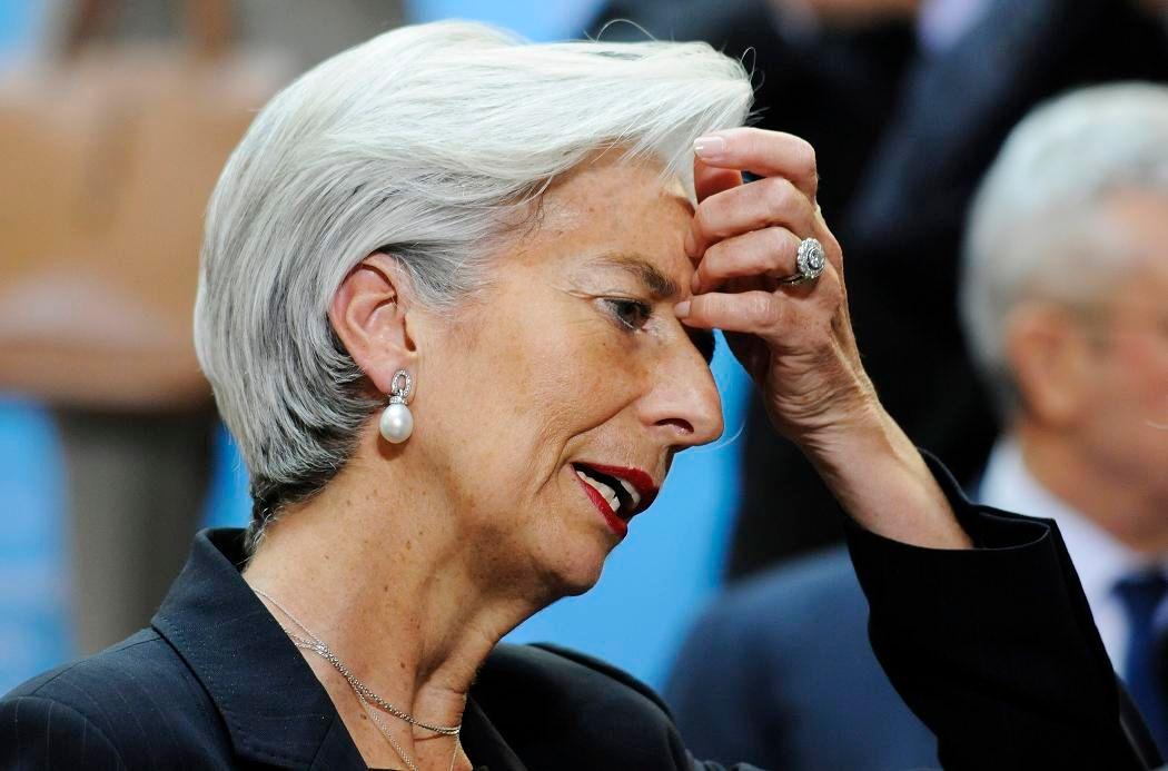 Christine Lagarde, la directrice du Fonds Monétaire International, souligne combien la croissance devient inégale et souvent décevante.