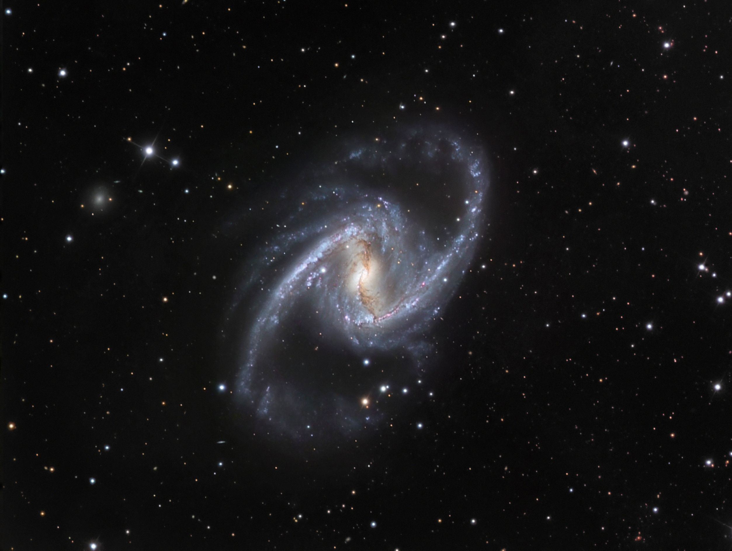 Cette étoile aurait 13,2 milliards d'années