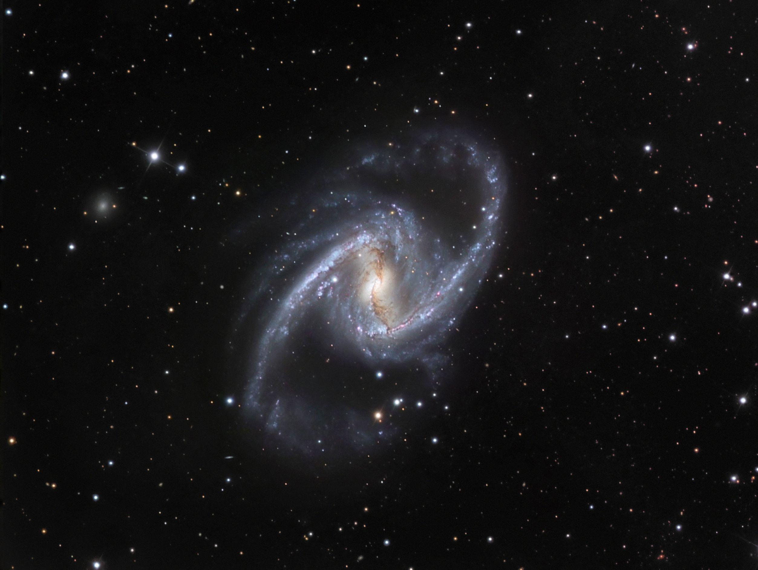 L'expansion de l'univers est de plus en plus rapide.
