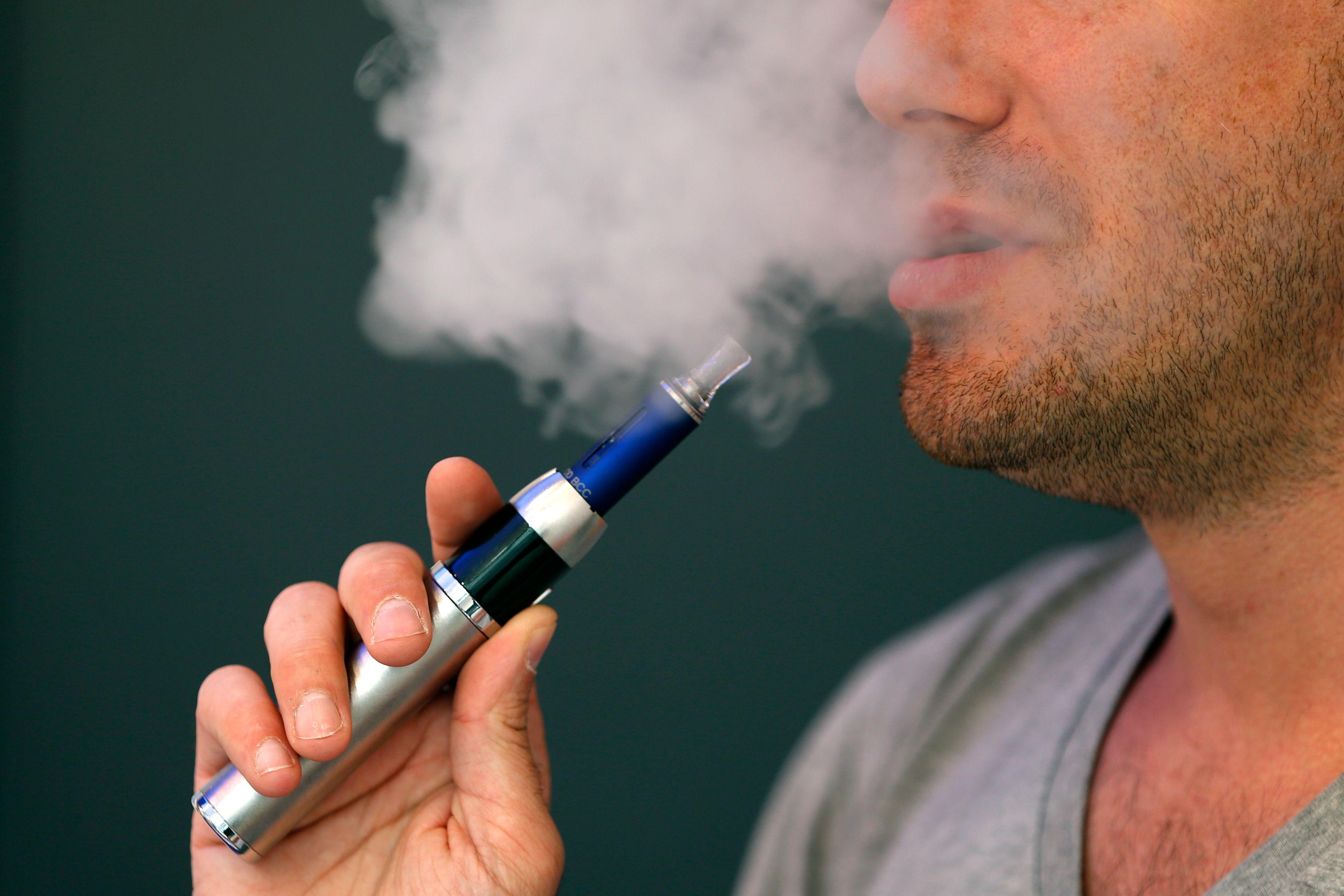6% des jeunes de 12 - 14 ans ont testé la e-cigarette.