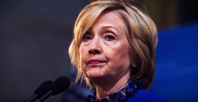 """Pour Hillary Clinton, Donald Trump est un """"sale type"""""""