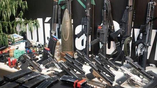 Les forces de l'ordre sont intervenues jeudi dans une favela de Rio lors d'une opération antidrogue.