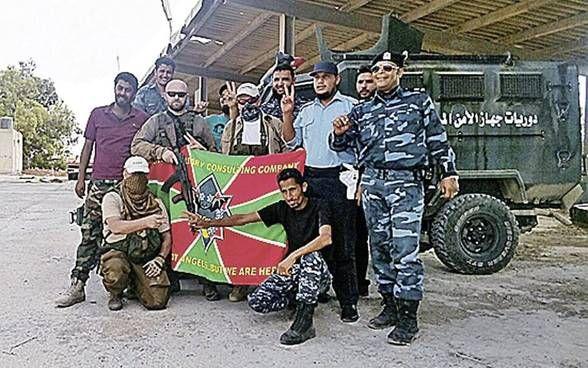 Libye : la pâtée pour les mercenaires russes ?