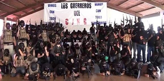Mexique cartels