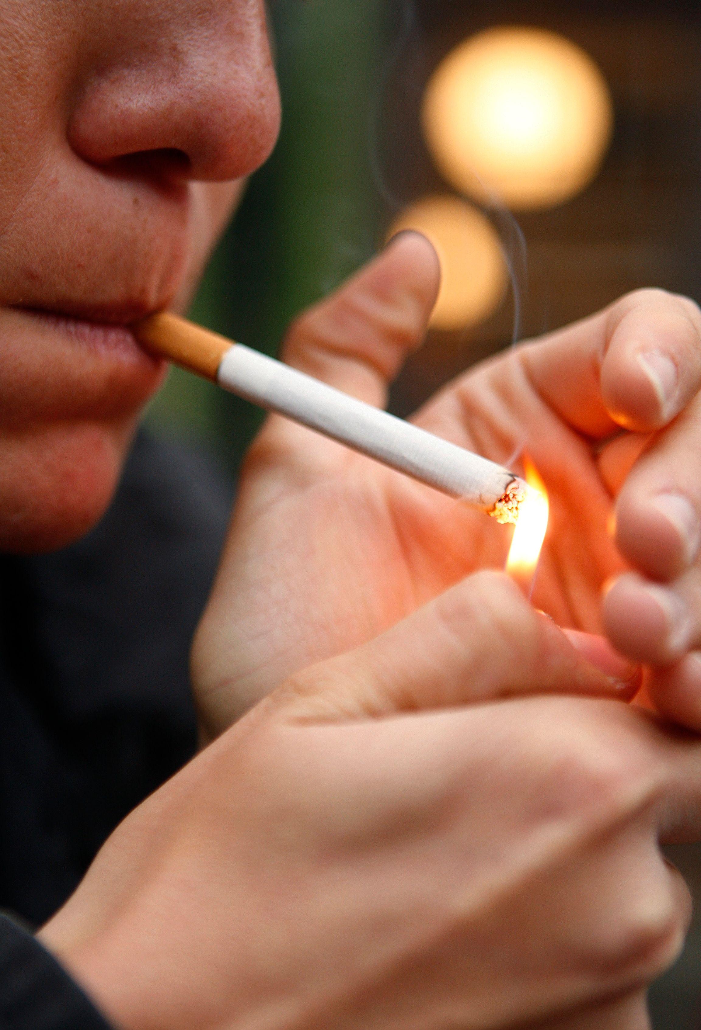 Une étude anglaise révèle qu'arrêter de fumer réduit l'anxiété.