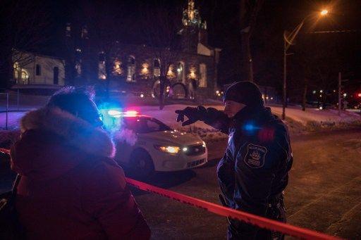 """Attentat dans une mosquée de Québec : le suspect décrit comme """"pro-Israël"""",""""pro-Trump"""", et """"anti-immigration"""""""