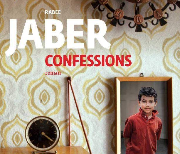 """Le roman de Rabee Jaber, """"Confessions"""", a été publié aux éditions Gallimard."""