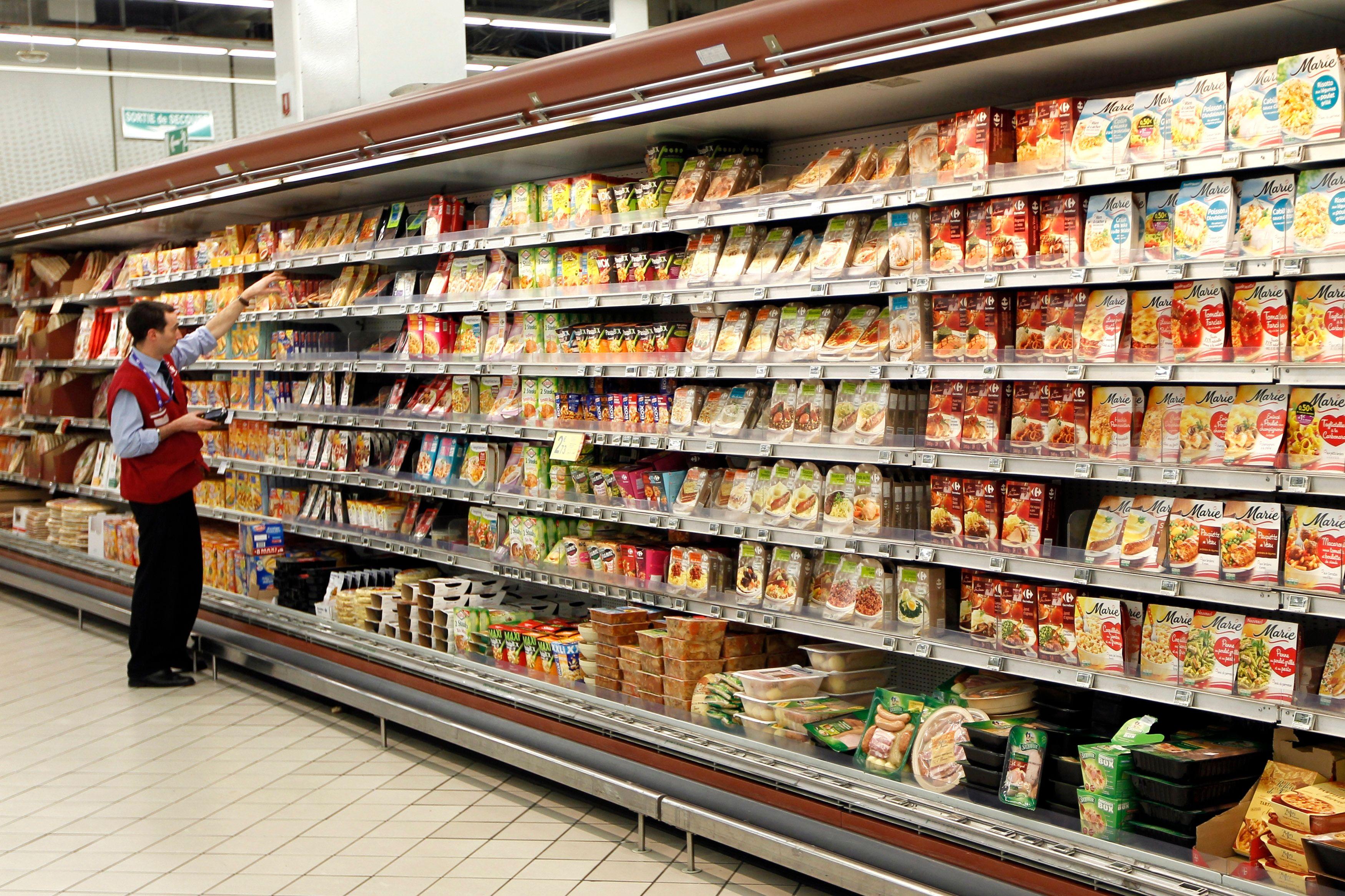 La consommation des ménages français a de nouveau reculé de 0,2% en février