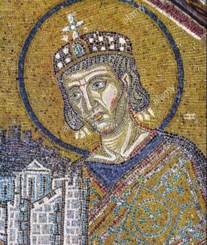 Constantin, l'empereur romain qui se convertit au christianisme