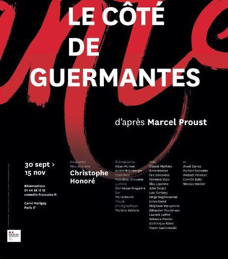"""""""Le côté de Guermantes"""" de Marcel Proust : Proust honoré"""