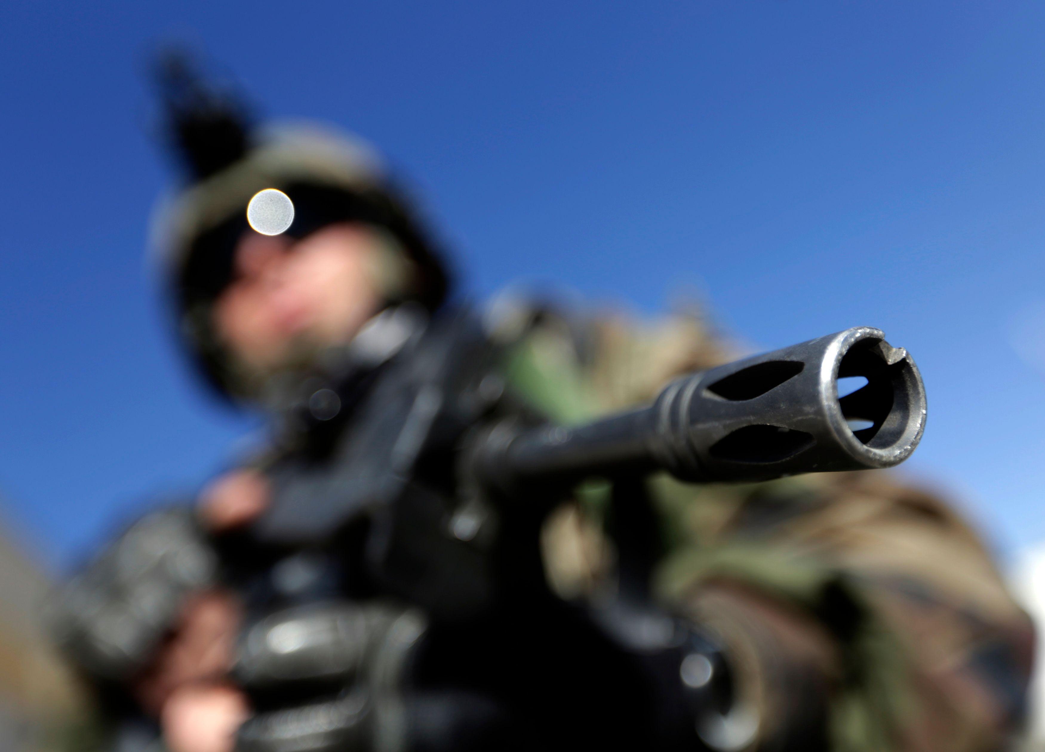 Les soldats français affrontent plus souvent des groupes de volontaires que des soldats réguliers.