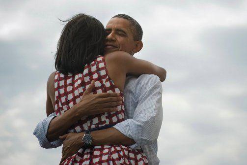 Barack et Michelle Obama seraient en froid