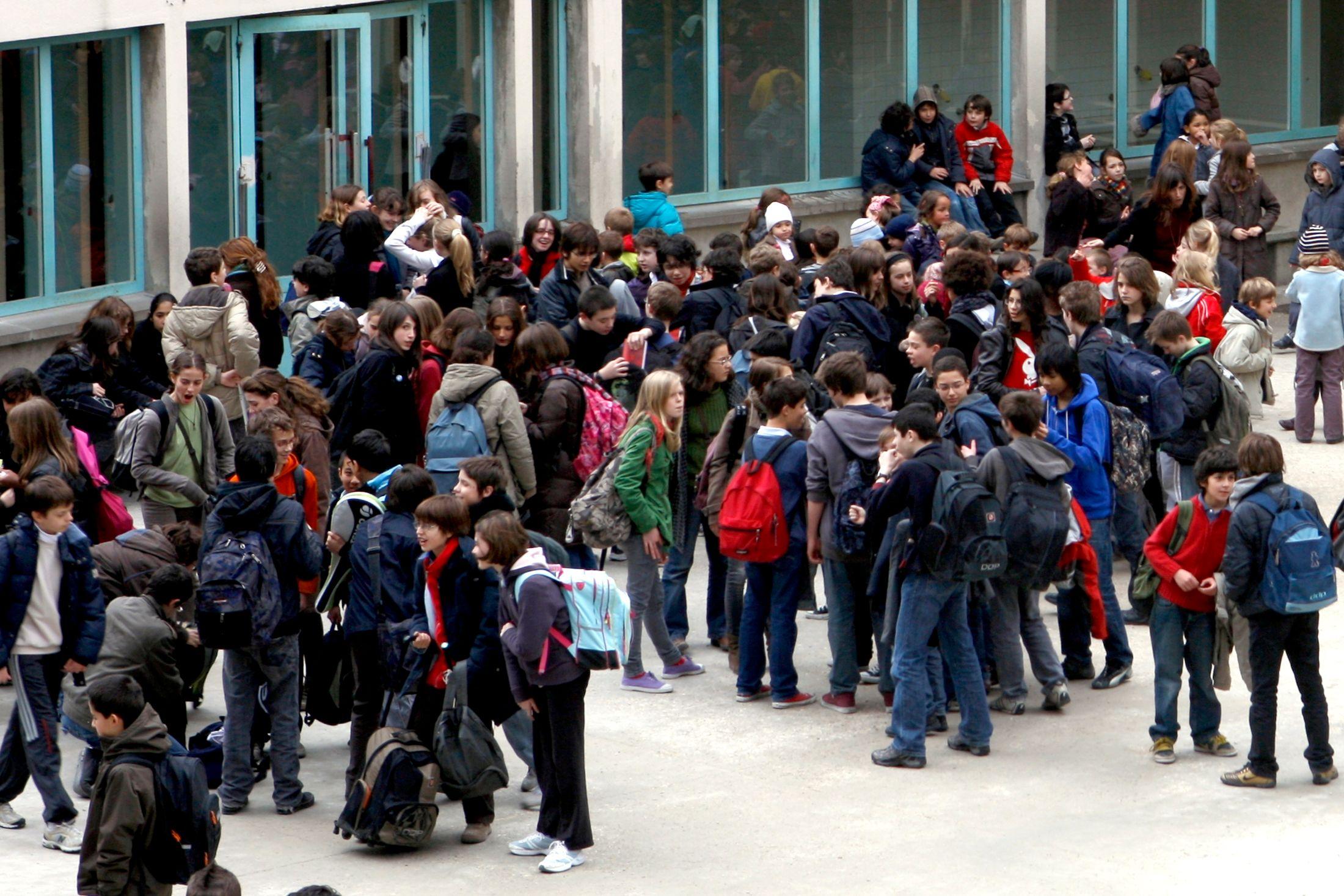 Plusieurs enseignants ont fait face à des élèves qui ne voulaient pas rendre hommage à Charlie Hebdo (photo d'archive).