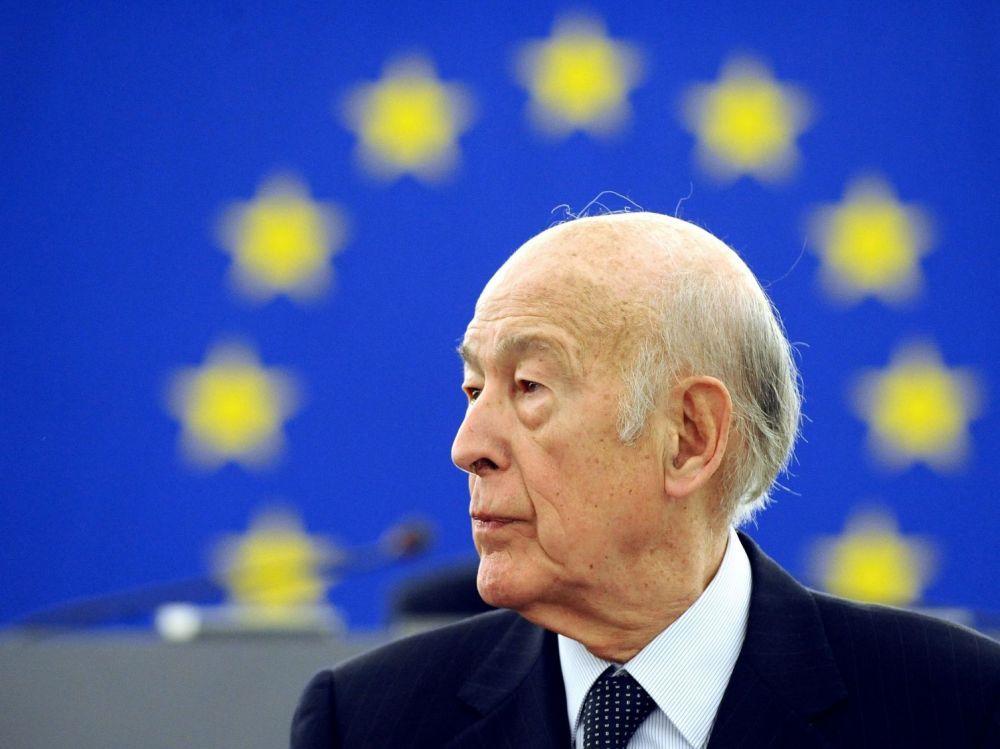 Comment Giscard a révolutionné l'Europe plus que tout autre président français
