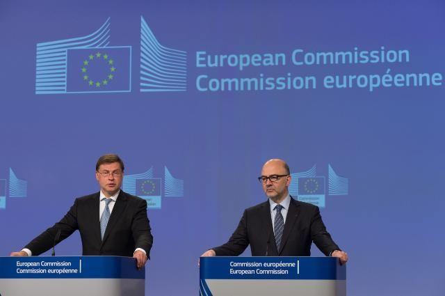 Dette : la Commission européenne renonce à sanctionner l'Espagne et le Portugal