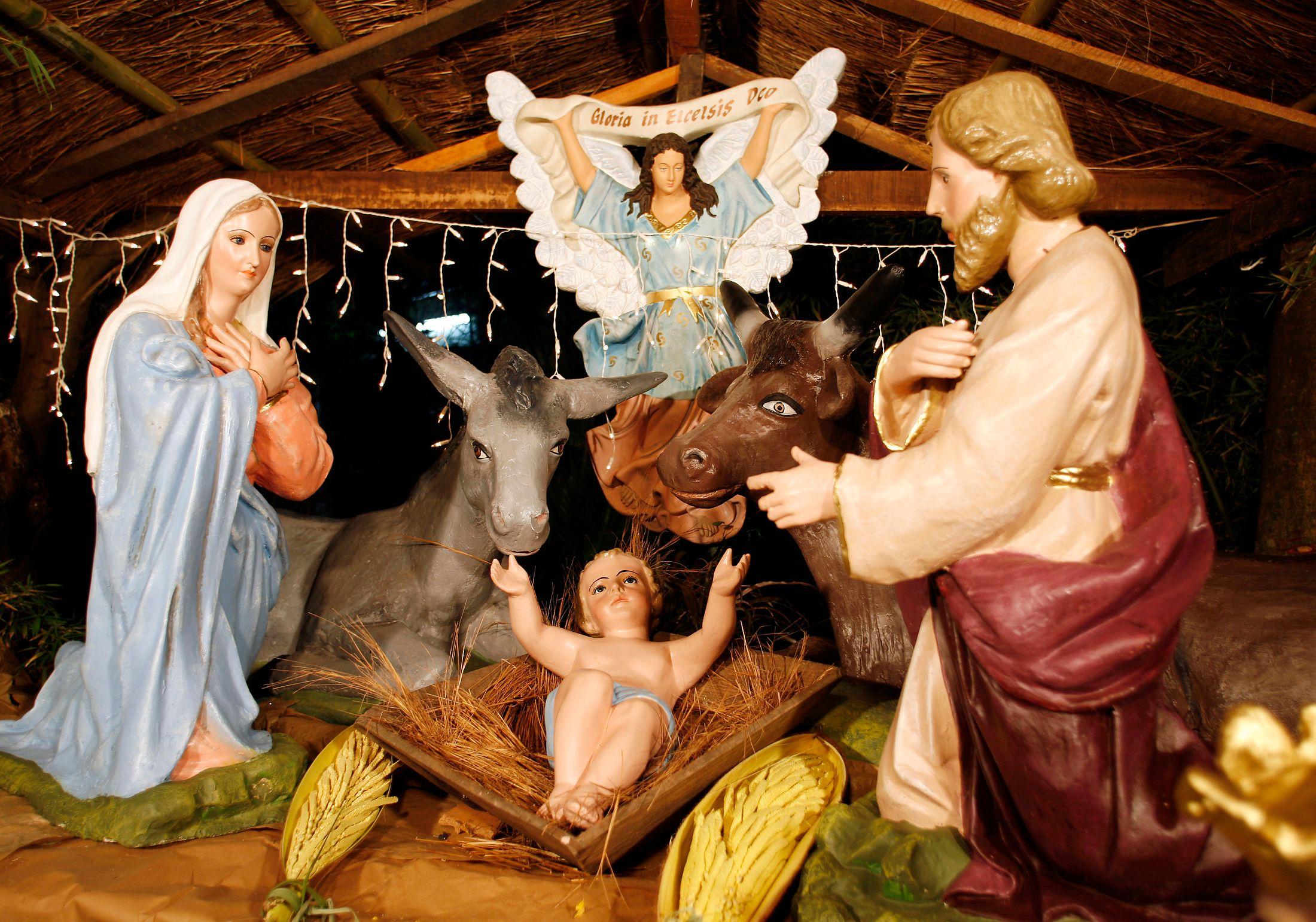Marie et Joseph étaient des migrants ! Ça doit être vrai, puisque c'est le pape qui le dit…