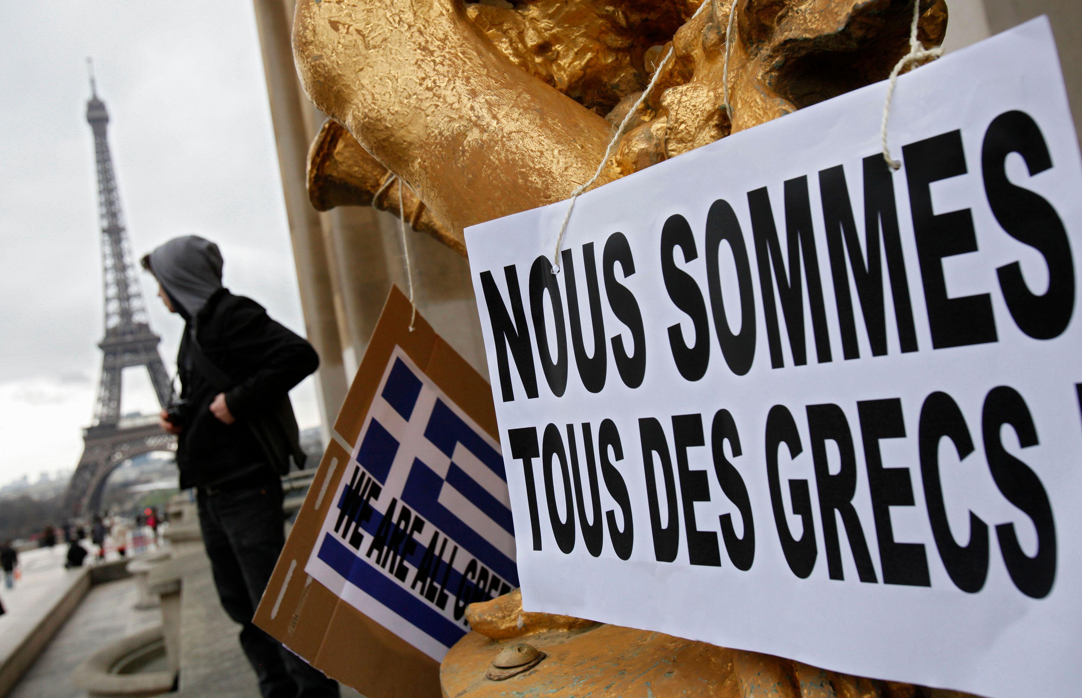 """""""Les indices PMI sont en nette amélioration à l'échelle de la zone euro alors qu'ils replongent en France""""."""