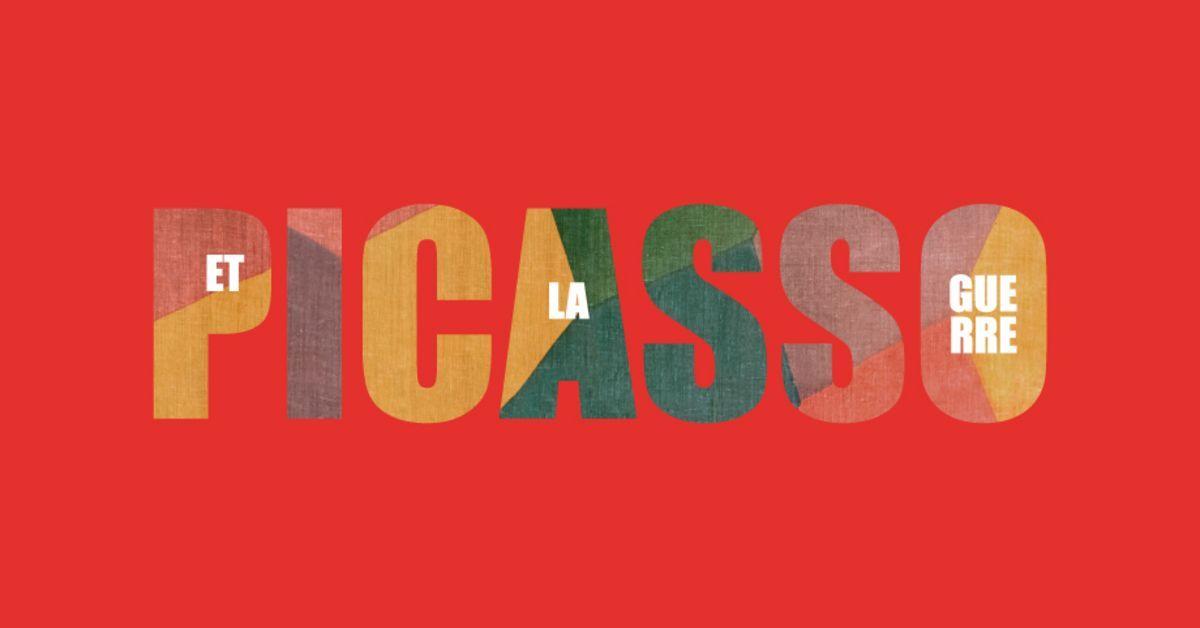 Exposition Picasso et la guerre : il ne l'a jamais faite, mais elle tient une place importante dans son oeuvre