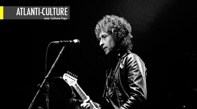 Le chanteur Bob Dylan.