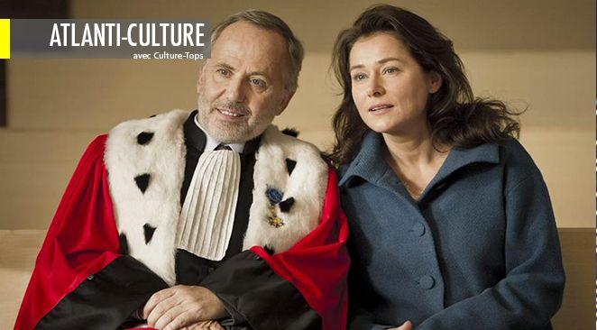 L'Hermine. De Christian Vincent. Avec Fabrice Luchini, Sidse Babett Knudsen.