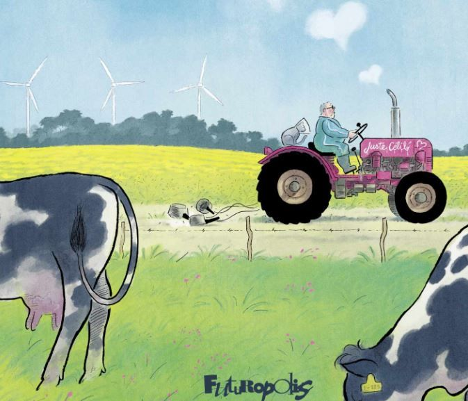 """""""LECTURES D'ETE"""": Notre sélection des meilleurs livres des 10 derniers mois, """"Didier, la 5e roue du tracteur"""" de François Ravard et Pascal Rabaté"""