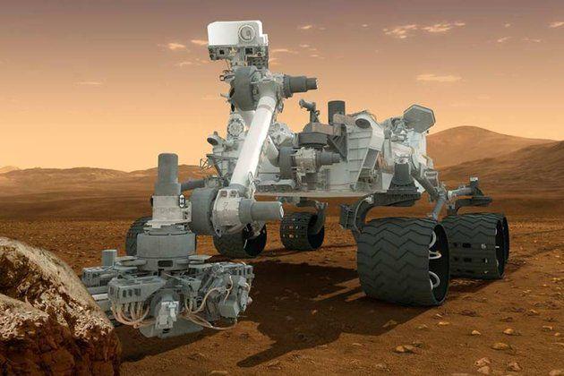 Curiosity a trouvé des pierres qui provenaient probablement d'un ruisseau